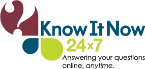 Click to search knowitnow