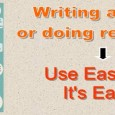 Writing a paper or doing research? Use EasyBib! It's Easy! Visit:  www.holmeslibrary.org/homework-help