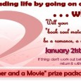 "This winter, the Holmes County District Public Library invites you to spice up your reading life by going on a blind date with a book! Will your ""book soul mate""..."