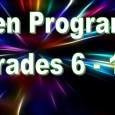 Teen programs at the Library!