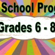 Below is a calendar for Middle School programs at the library. Middle School programs are for kids in grades 6th – 8th.