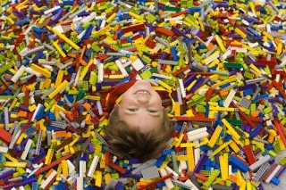October 2016 LEGO Builders Club @ East Branch Library | Walnut Creek | Ohio | United States